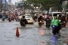 Hujan diperkirakan guyur sebagian jakarta pada Selasa