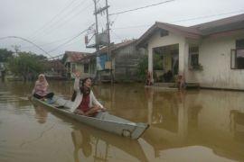 Banjir di Kapuas Hulu semakin meluas