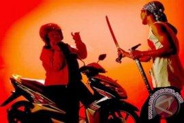 Pemudik bersepeda motor dibegal di Jalinsum Lampung