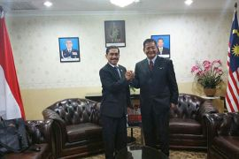 BNPT pererat kerja sama dengan Malaysia