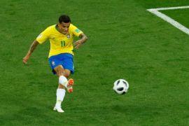 Lineup Brasil vs Serbia