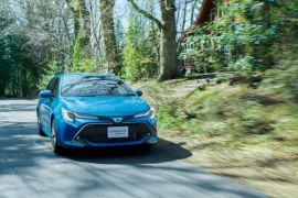 Toyota Corolla kian sporty, gaet konsumen muda Jepang