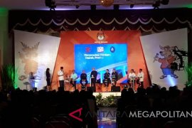 KPU Bogor angkat tema pembangunan dan pelayanan