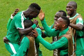 Senegal unggul 1-0 atas Polandia di babak pertama
