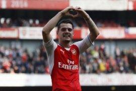 Emery bersikeras jadikan Xhaka kapten Arsenal