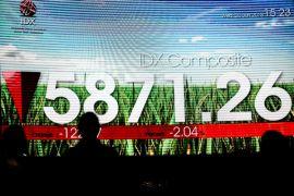 Seiring pelemahan Bursa Jepang, IHSG turun 2,74 poin