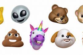 Apple perkenalkan empat Animoji baru
