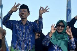 KPU tetapkan Suprawoto-Nanik sebagai bupati-wakil bupati Magetan