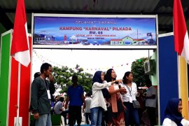 PKS Depok apresiasi pelaksanaan Kampung Karnaval Pilkada (Video)