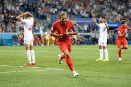 Inggris kalahkan Tunisia berkat dua gol Kane