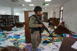 Polisi bantah diamkan perusakan kantor Disbud Mimika
