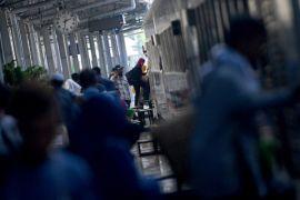 393 kereta api disiapkan untuk angkut pemudik