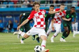 Piala Dunia - Kroasia Tetap Membumi Setelah Tundukan Argentina