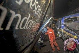 Ribuan kecelakaan terjadi selama arus mudik-balik Lebaran