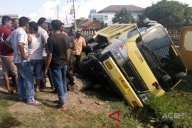 Laka Lantas di Aceh Timur seorang tewas