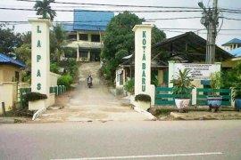 Kotabaru Penitentiary supplied by PDAM water tank