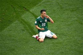 Hebohnya sorakan fans atas kemenangan Meksiko sebabkan gempa