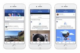 Facebook luncurkan Memories, tempat temukan momen masa lalu