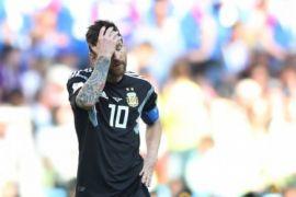 Bintang Argentina Messi akan tebus kesalahan saat hadapi Kroasia