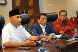 Dukungan Moeldoko dampingi Jokowi dari Jateng bertambah