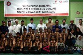 Mubadala Petroleum peduli anak yatim Kotabaru