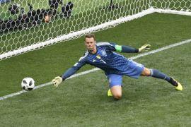 Jerman tumbang 0-1 dari Meksiko