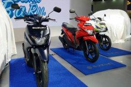 Suzuki posisi ketiga dalam industri sepeda motor di Indonesia