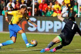 Neymar bikin gol lagi, Brasil lumat Austria 3-0