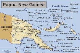 Gempa 7,5 SR guncang Papua Nugini, berpotensi tsunami