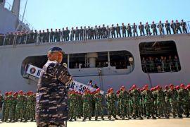 KM Mina Sejati diduga dibajak, ini yang dilakukan TNI AL