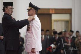 Pelantikan Penjabat Gubernur Jabar