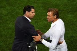 Hierro tinggalkan jabatan pelatih Spanyol