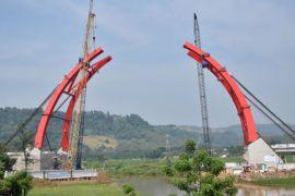 Menteri PUPR resmikan pembukaan Jembatan Kali Kuto