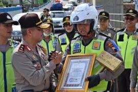 Ungkap kasus begal, 11 polisi Lhokseumawe terima penghargaan
