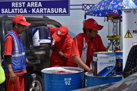 Mayoritas BBM kemasan terserap di Jawa Tengah