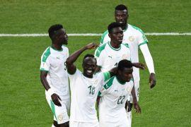 Senegal-Kolombia tanpa gol di babak pertama
