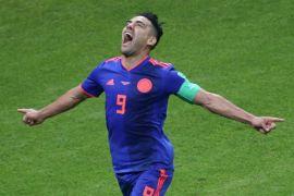 Kolombia berpeluang melaju ke 16 besar Piala Dunia
