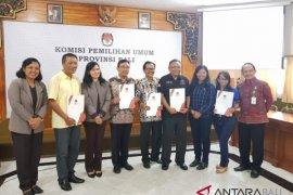 Kedua paslon sepakati subtema debat Pilkada Bali