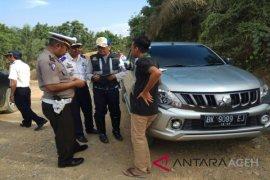 Korban kecelakaan menurun di Aceh Timur