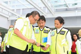 Menteri BUMN: terminal baru bandara Semarang beroperasi 8 Juni