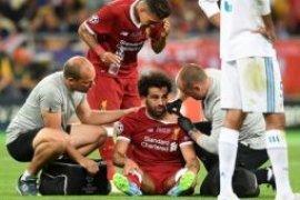 Mohamed Salah masuk tim inti Mesir lawan Rusia