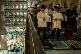 LDNU: kelompok moderat harus kembali kendalikan masjid