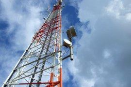 Perusahaan telekomunikasi bangun tower di bumi asih