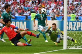 Jerman tersingkir dari Piala Dunia usai dipecundangi Korsel 0-2