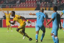 Pemain Sriwijaya FC diminta tetap fokus di tengah isu gaji
