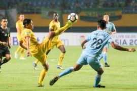 Ulah suporter bikin Sriwijaya FC didenda Rp380 juta