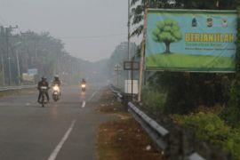 Petugas tak bisa jangkau karhutla di Aceh