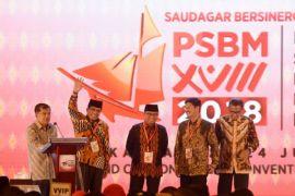 Wapres JK minta persoalan Pasar Sentral Makassar diselesaikan