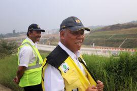 Proyek jembatan layang Manahan Solo ditarget selesai Oktober
