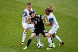 Kemarin, Islandia vs Argentina hingga buaya di Ancol